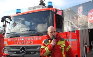 Kay Röpke Berufsfeuerwehr Flensburg