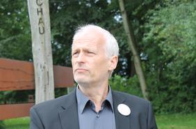 Joachim Sopha DGB Stadtverbandsvorsitzender Flensburg