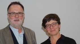 Horst Kahrs Rosa Luxemburg- Stiftung und Susanne Uhl DGB